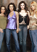 The cast of Charmed